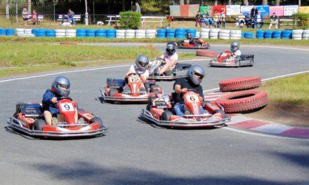 Le karting, un sport en vogue