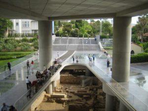Le Musée de l'Acropole à Athènes