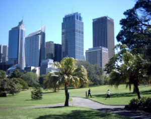 Le Royal Botanic of Sydney
