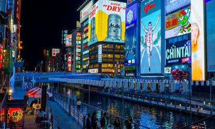 Voyage au Japon : direction Osaka pour ses incontournables attractions