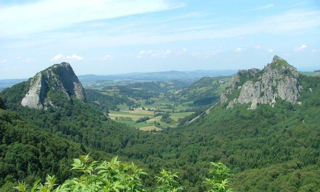 Un week-end pour découvrir les volcans d'Auvergne
