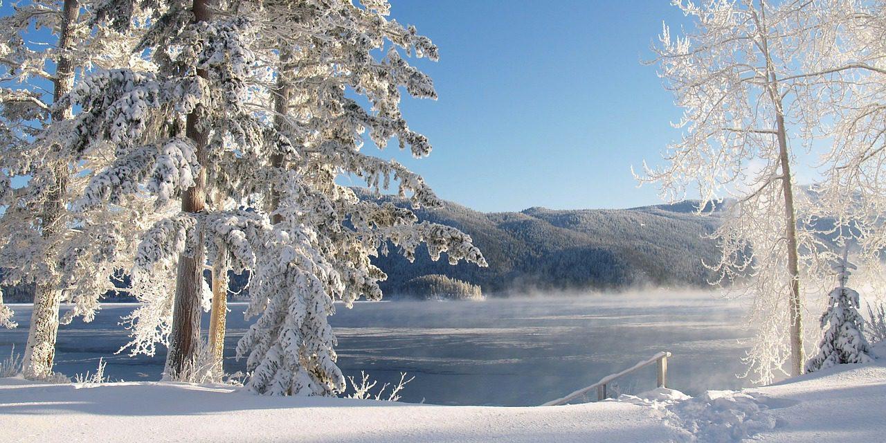 Vacances actives dans le Grand Nord du Canada durant l'hiver