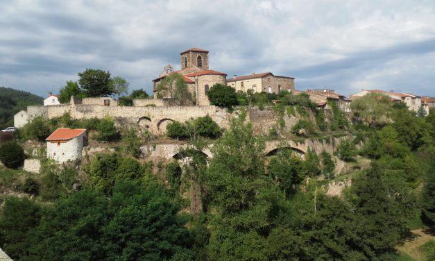 Brioude : vieilles pierres et gourmandises