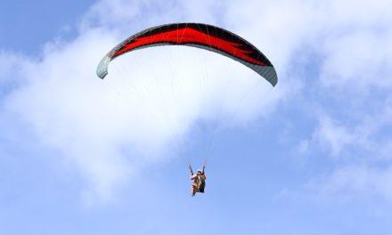 Le parachutisme, un loisir hors du commun