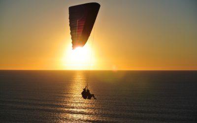 3 merveilleux endroits dans le monde pour le saut en parachute