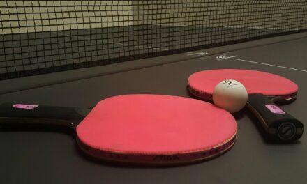 Le tennis de table, les avantages pour l'enfant