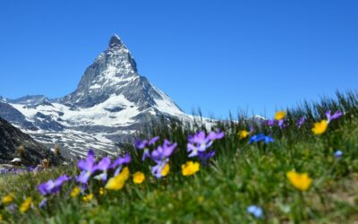La randonnée en Valais