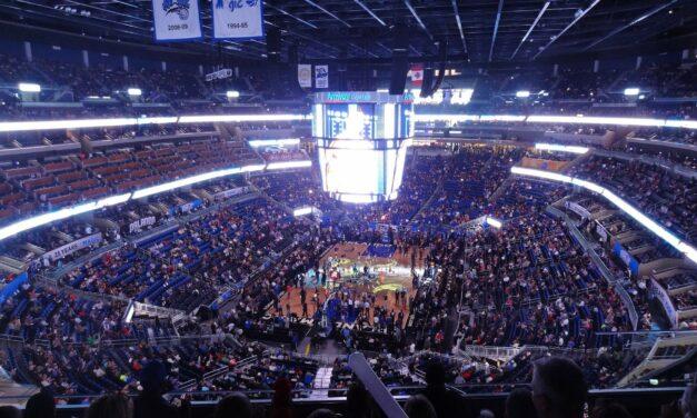 Les stades les plus populaires de la NBA