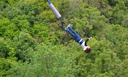 Tout ce qu'il faut savoir sur le saut à l'élastique